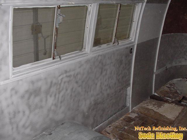 aluminum airstream stripping