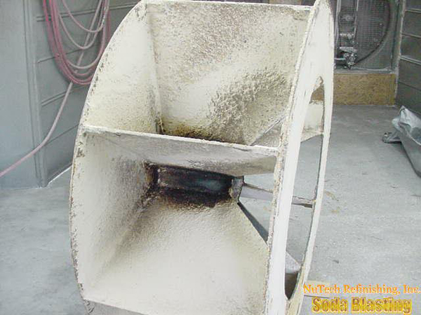 industrial applications food material removal