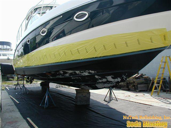 marine industry boat bottoms