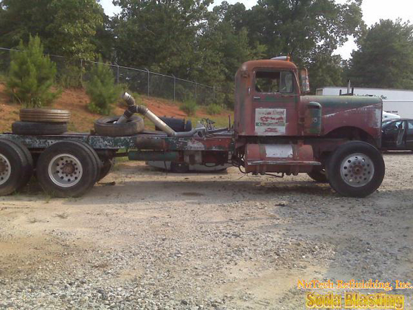 kenworth truck restoration